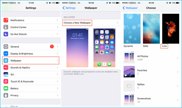 4 Tips To Fix Iphone 8 8 Plus X Live Wallpaper Not Working In Ios 11 Iphone Dynamic Wallpaper Live Wallpapers Free Animated Wallpaper