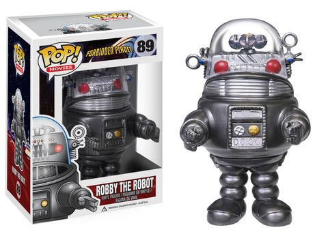 Pop! Movies: Robby the Robot | Funko
