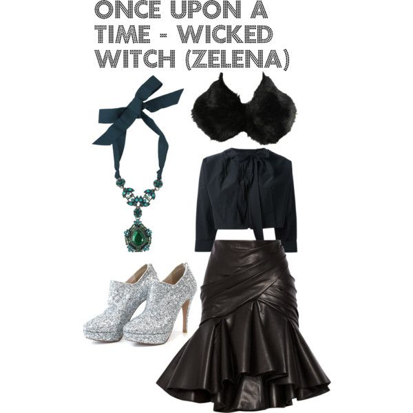"""Disneybounding Once Upon a Time - Zelena"" by nuhaa on Polyvore"