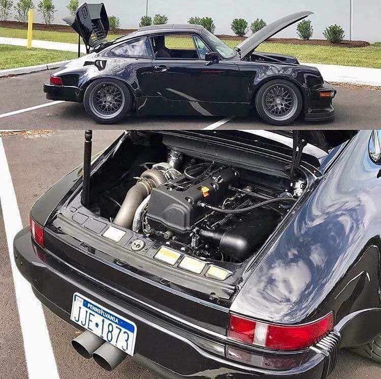Porsche 911 Engine Swap: Pin By Jim Cruz On Honda-Acura