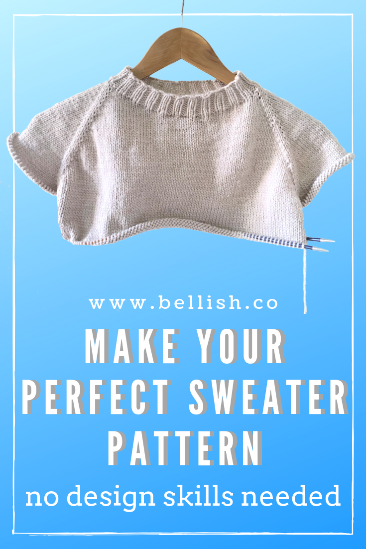 Create Your Own Perfect Sweater Pattern On Bellish Breien En