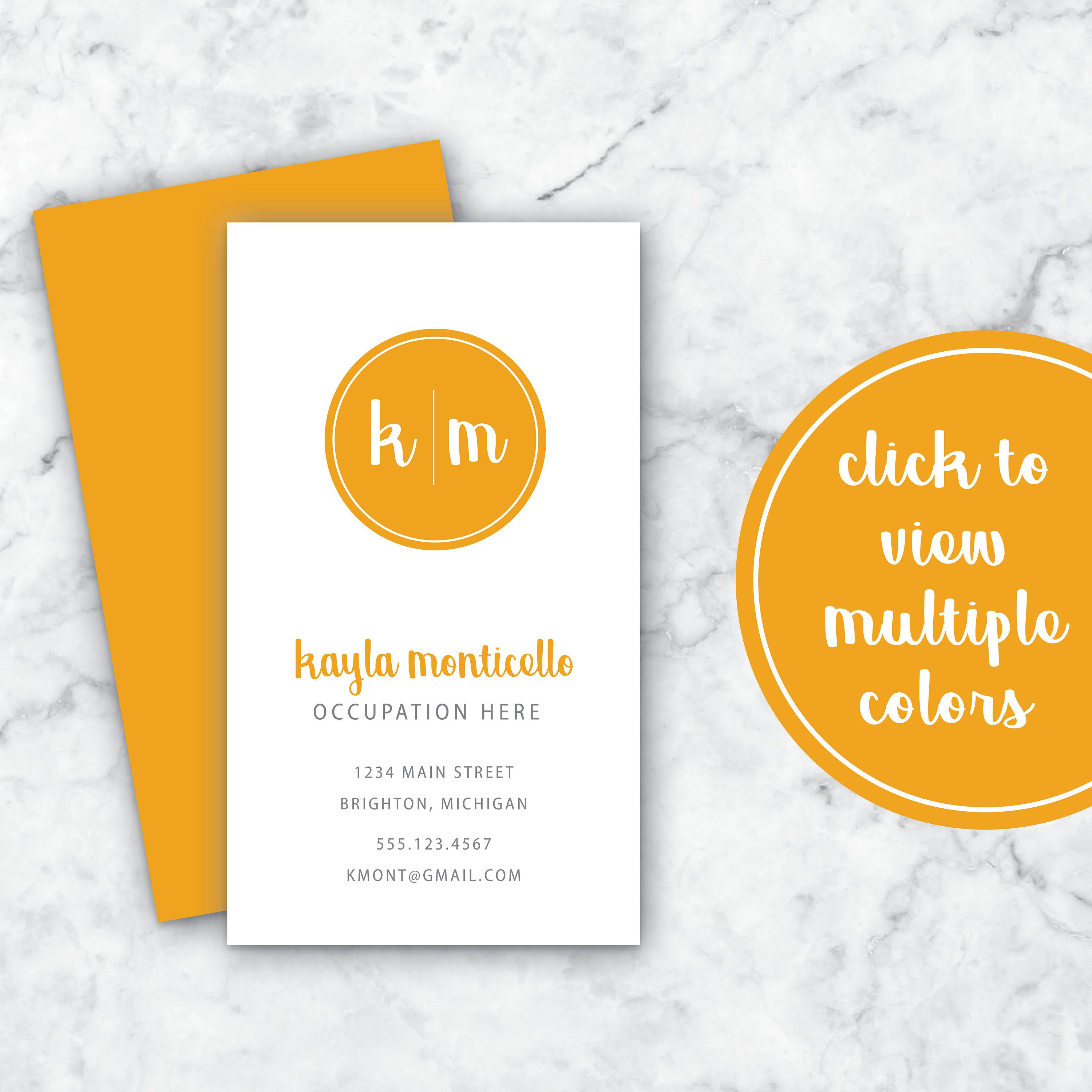 Business cards personal initials hairstylist business cards etsy business cards personal initials hairstylist business cards etsy shop httpswww reheart Image collections