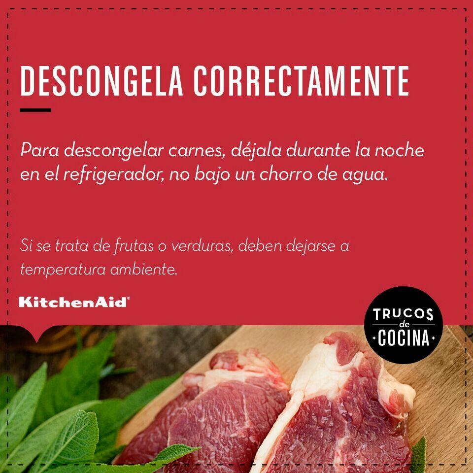 Trucos de cocina | Trucos de Cocina (en Español) | Pinterest ...