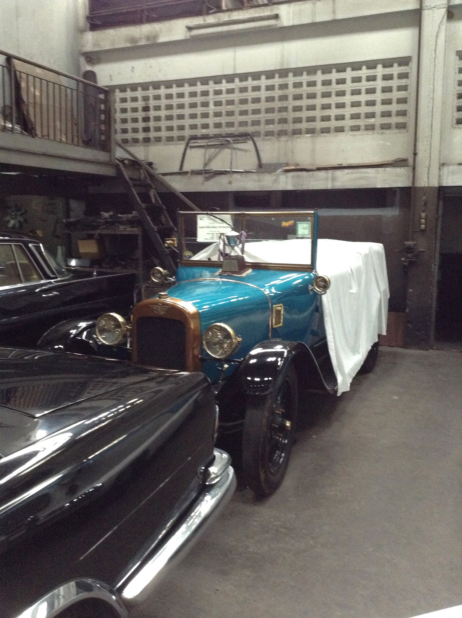 Jewels Of Classic Cars Tucked Away In The Garage In Bangkok Antique Cars Classic Cars Classic