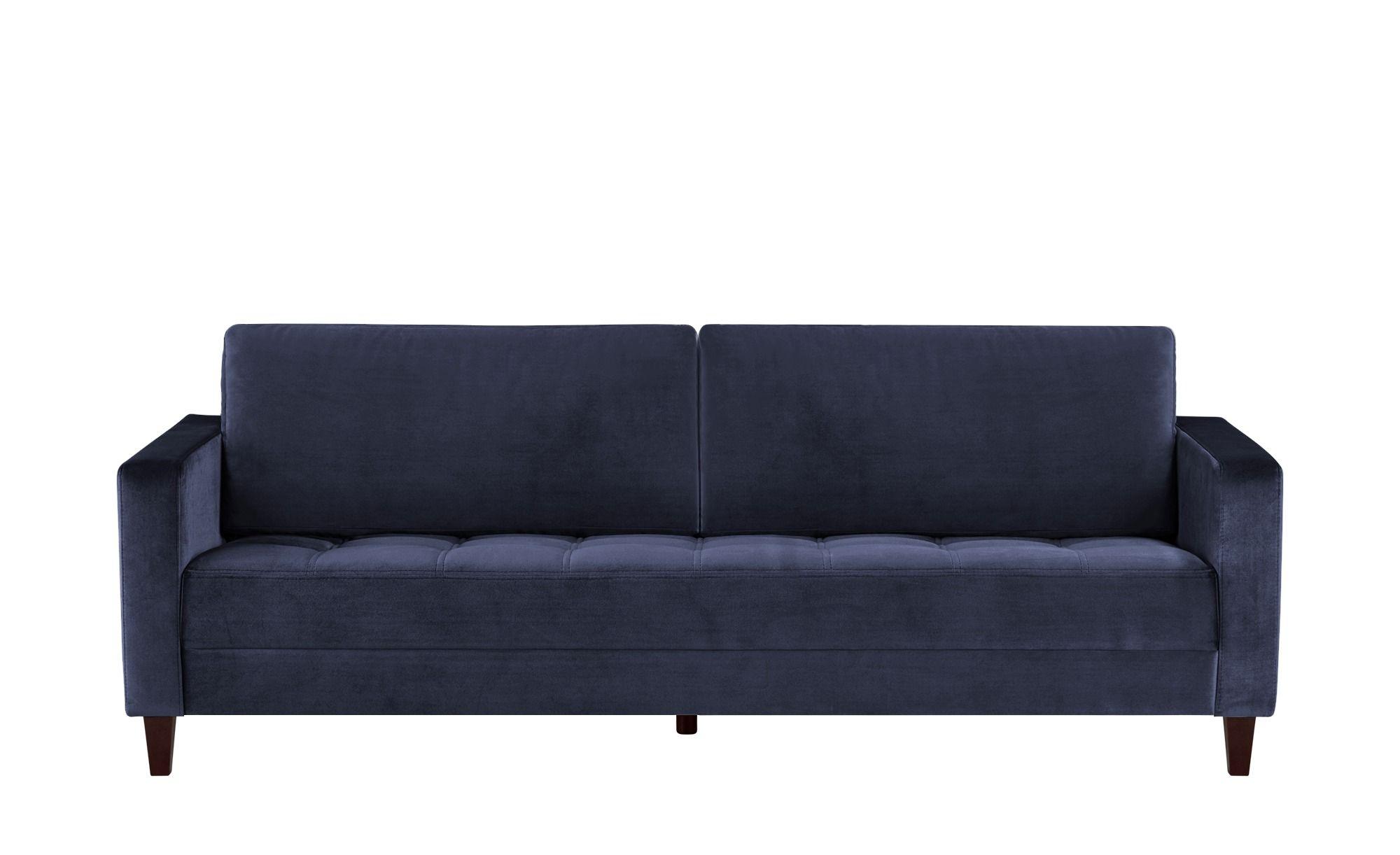 Smart Sofa Blau Mikrofaser Geradine Sofa Sofa Gelb Und Haus Deko