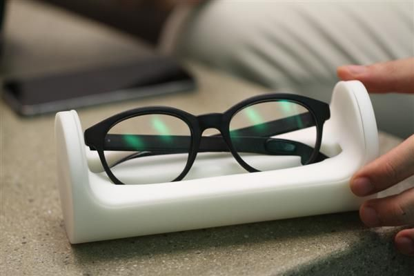 3d Printed Vue Smart Glasses Support Gesture Control Play Music