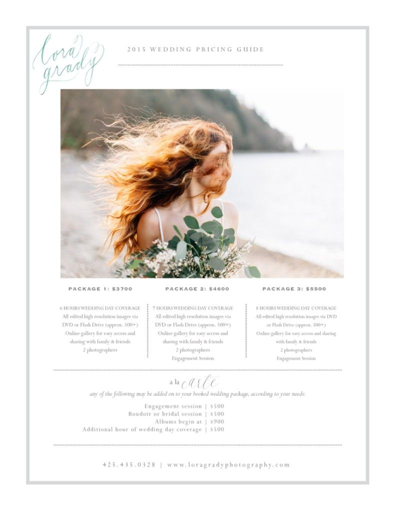 Seattle Wedding Photographer Pricing Guide Beautiful Images In Wedding Photography Pricing Guide Wedding Photographer Pricing Guide Photographer Pricing Guide
