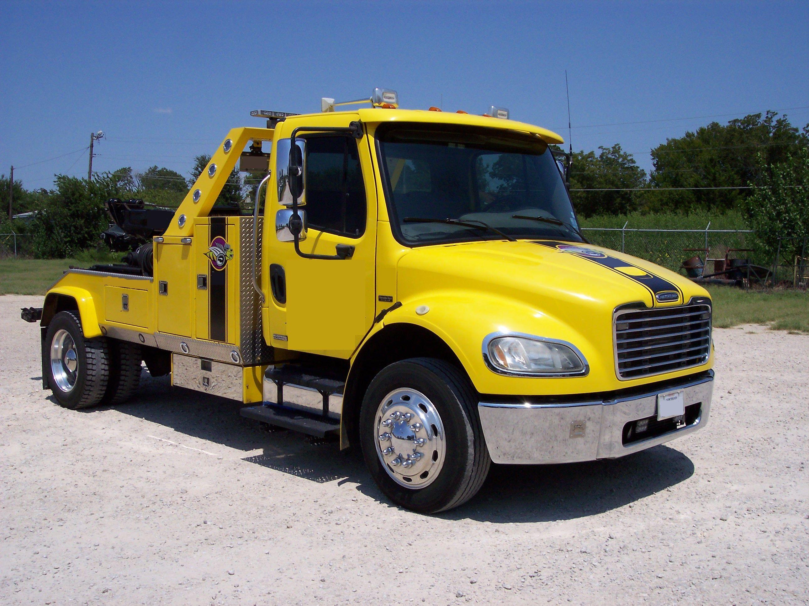 Trucking Wrecker truck Pinterest