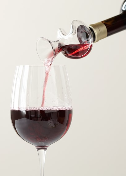 Cool Bottle Top Wine Aerator Http Rstyle Me N Tua3ebh9c7 Med Billeder Linned