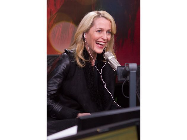 David Duchovny and Gillian Anderson In Studio with Ryan Seacrest | On Air with Ryan Seacrest