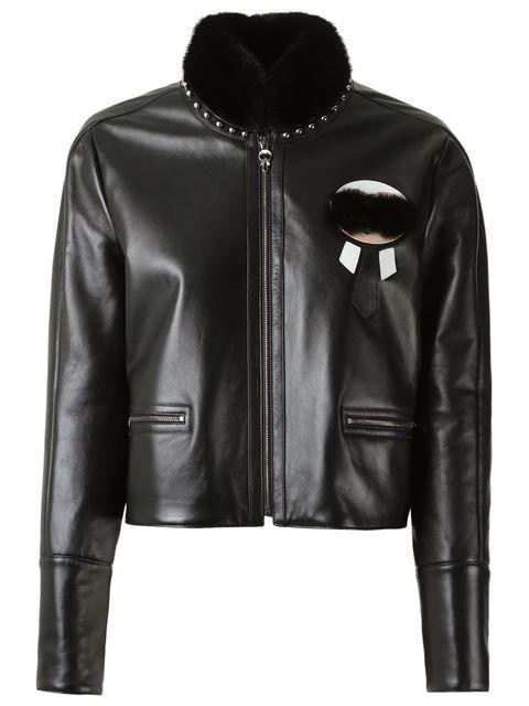 cc5ea368ea16 FENDI  Karlito  Jacket.  fendi  cloth  jacket