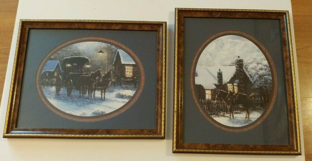 Home Interiors Horse Carriage Set Of Pictures Sambataro Horse Carriage House Interior Vintage House