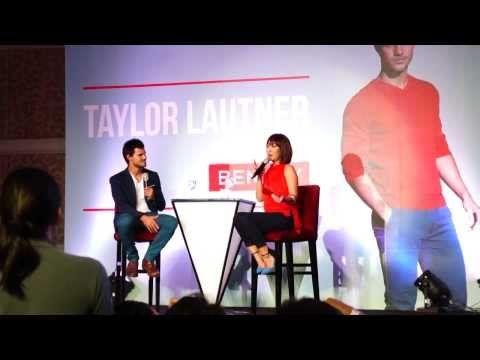 Taylor Lautner Revela Novo Projeto Misterioso Para Setembro Ou Outubro
