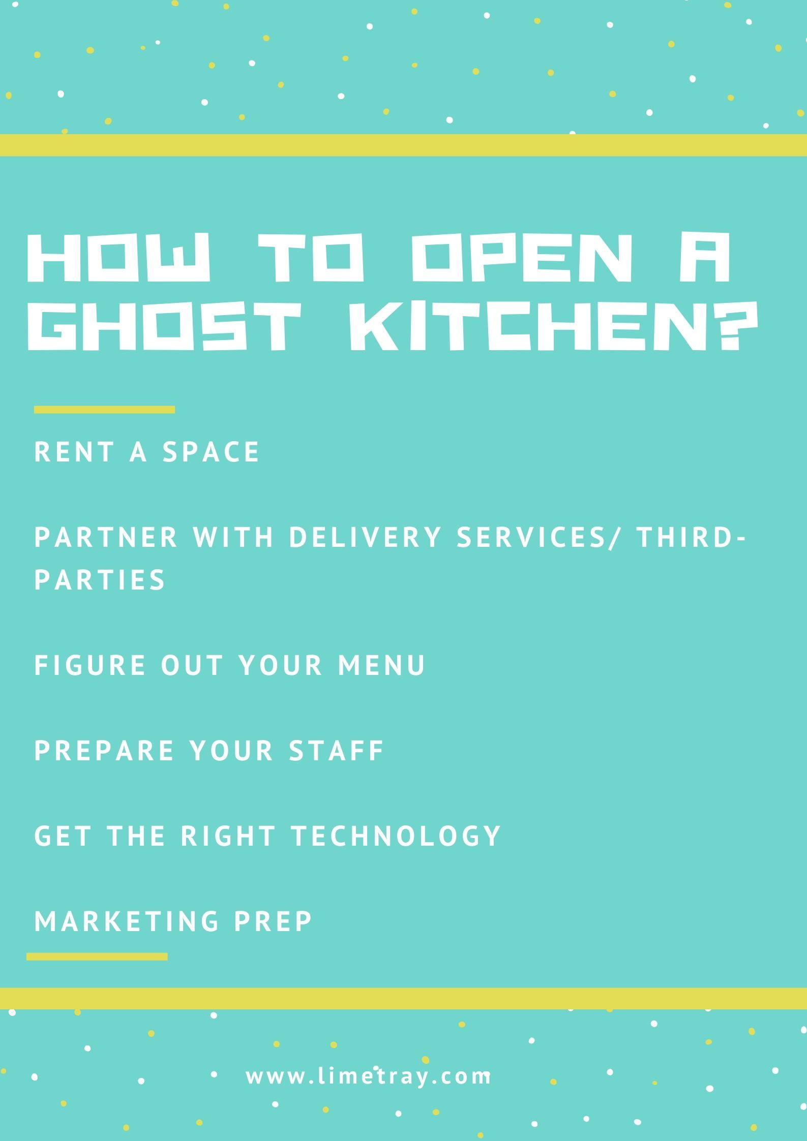 Ghost Kitchen How Restaurants are Leaving the Storefront