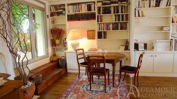 attractive well furnished two bedroom apartment in puteaux rue de la republique rent 2. Black Bedroom Furniture Sets. Home Design Ideas