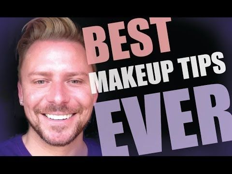 THE GREATEST MAKEUP TIPS EVER good to know if your not sure about makeup
