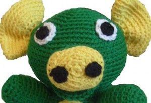 Amigurumi Eyes Pattern : Free pattern for child safe crocheted eyes tehnici amigurumi