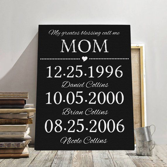MOM GIFTS Mothers Day Gift Mom From Daughter Quote