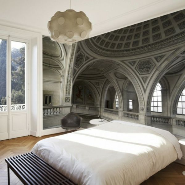 Tolle Wandgestaltung mit Farbe wandfarben ideen kirche - wandfarben ideen schlafzimmer
