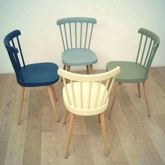 Stuhl, Renovierung, Nachteule, Esstisch Stühle, Möbel Restaurieren,  Dachwohnung, Wandfarbe Farbtöne, Sandkasten, Einrichten Und Wohnen