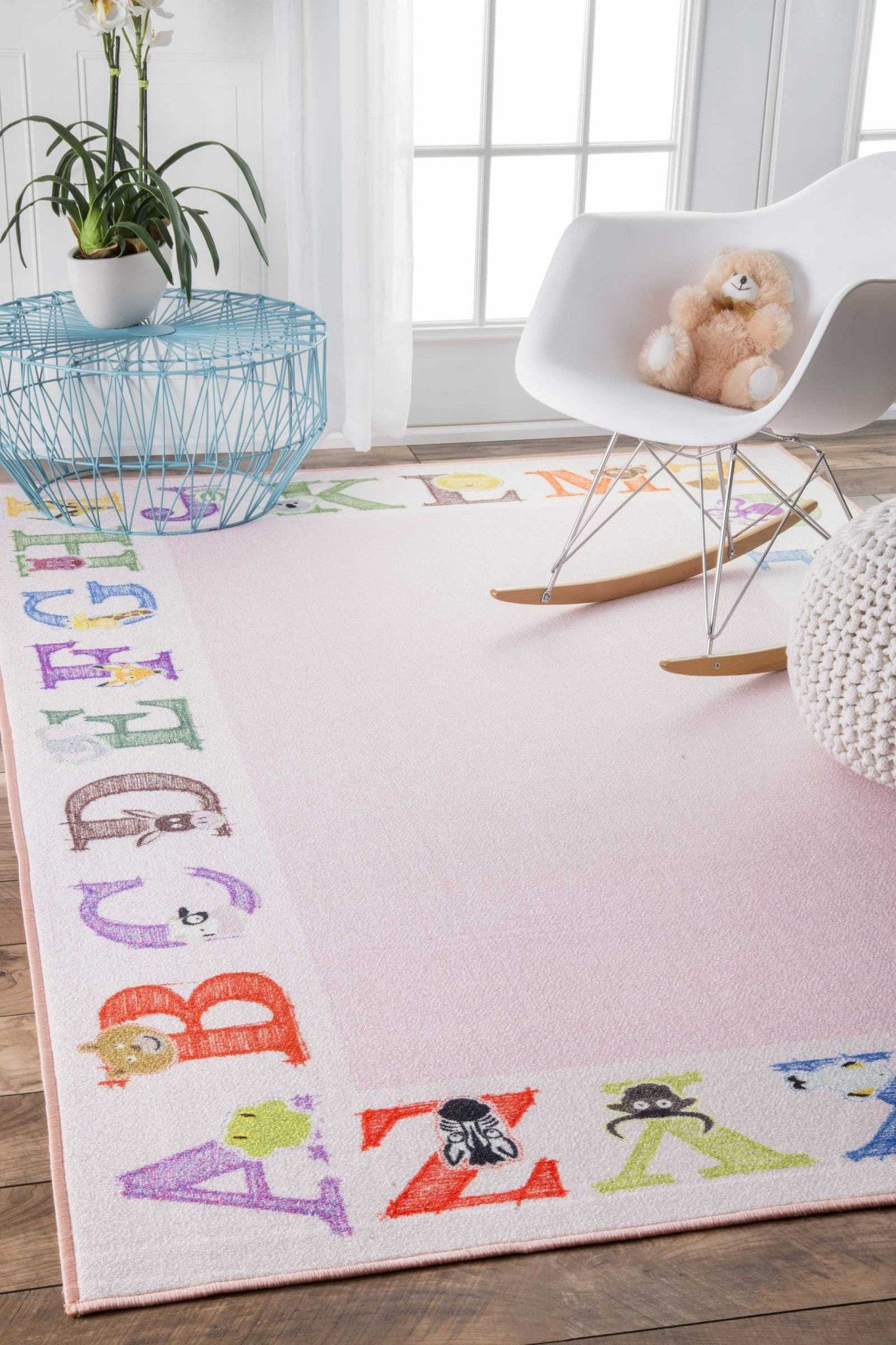 Celesta Alphabet Kids Products Rugs