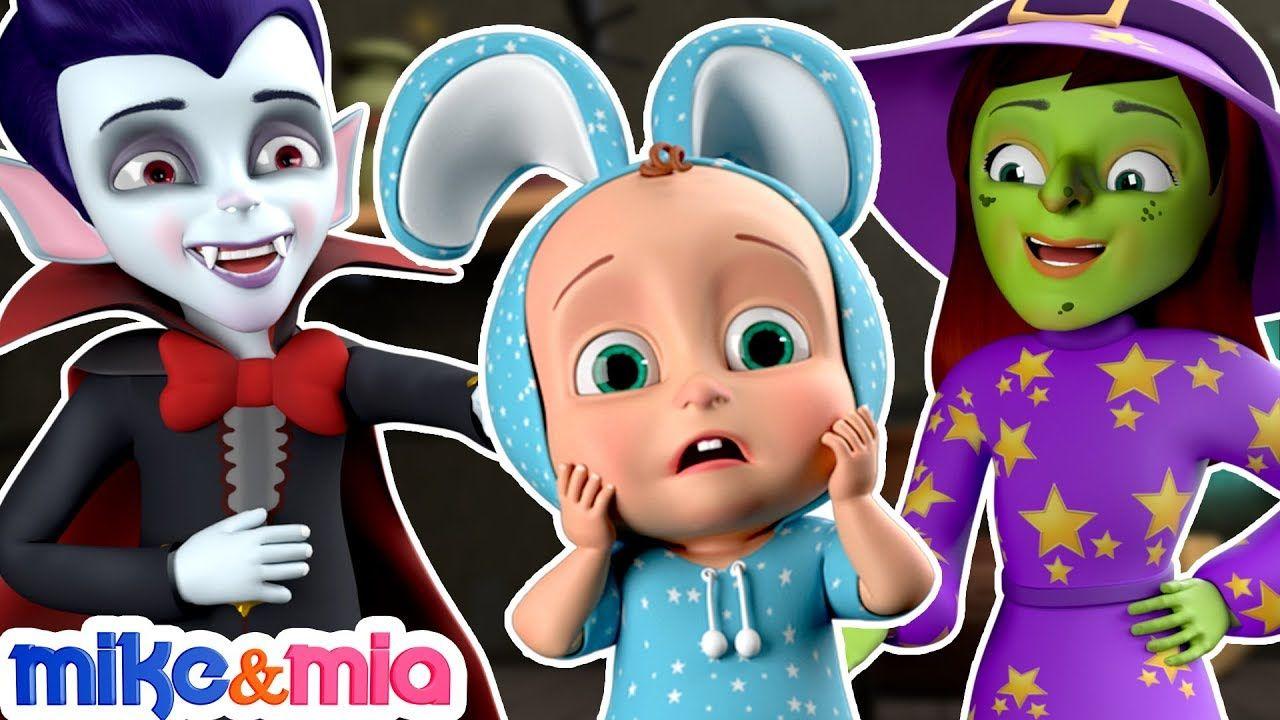 Spooky Happy Halloween Songs