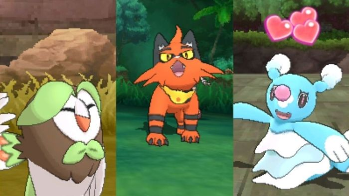 Starter Evolutions For Pokemon Sun Moon A Special Demo