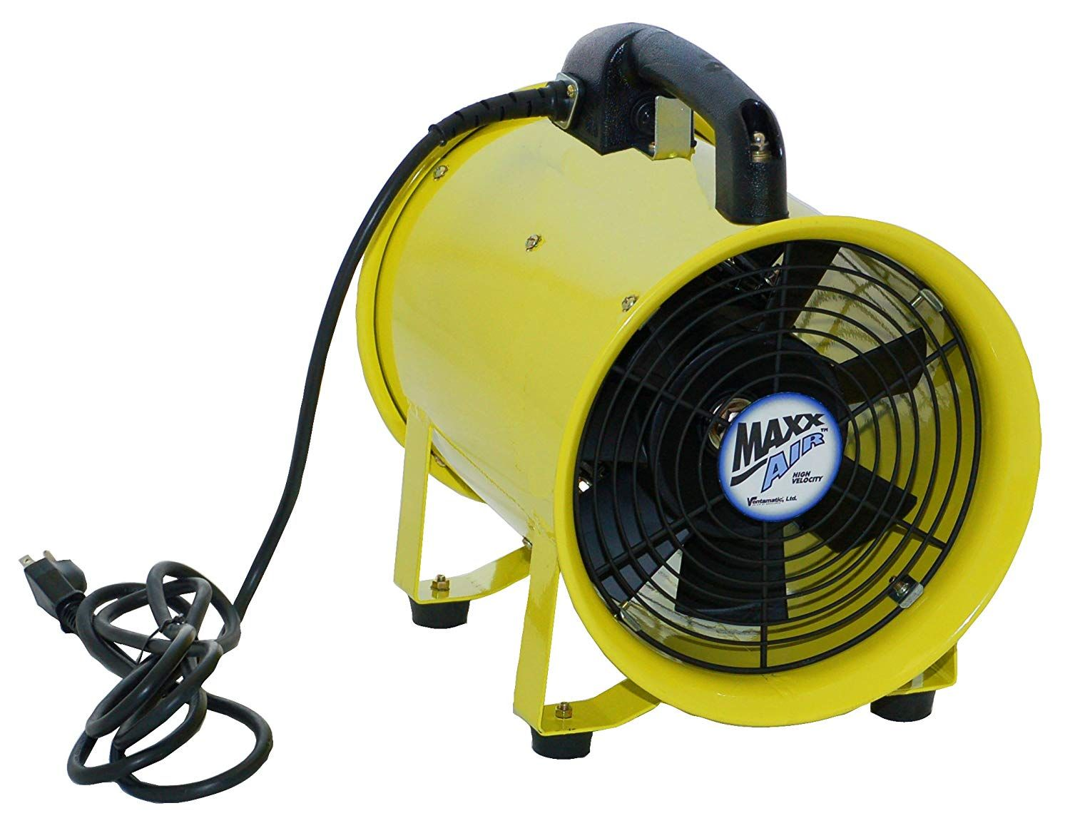 Maxxair Hvhf 12fan Heavy Duty 12 Inch Cylinder 900 Cfm Fan You Can Get Additional Details At The Image Link This Is Fans For Sale Outdoor Fan Blower Fans