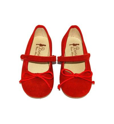 Chaussures rouges fille C9A3v6aH