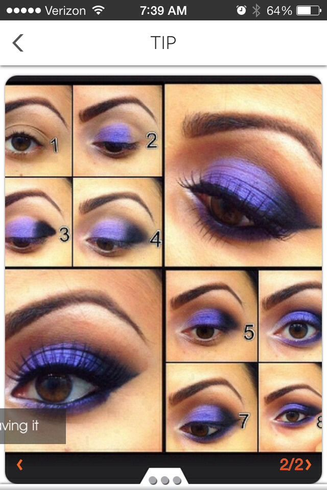 Easy Way to Do Makeup