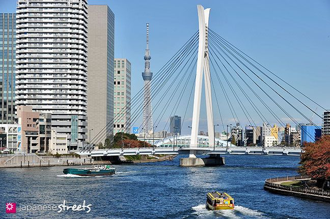Tokyo Sky Tree is the tallest freestanding tower in the world