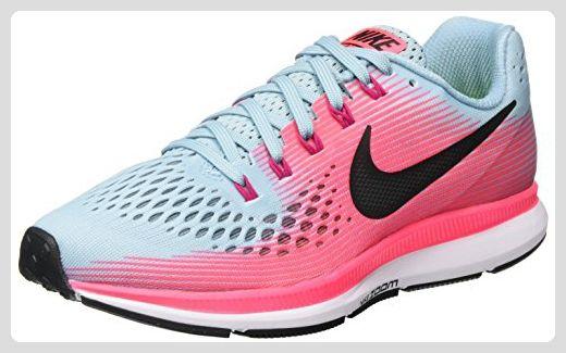 Nike Air Zoom Pegasus 34 Grau Rosa Frauen