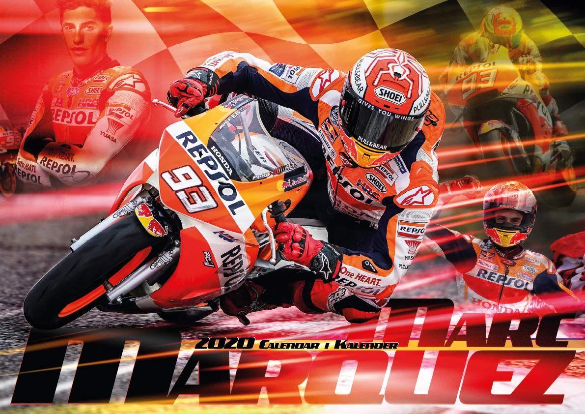 Marc Marquez 2020 Calendar Star Of Motogp Ad Marquez Marc Motogp Star En 2020 Motogp Epub Gratis Idioma Extranjero