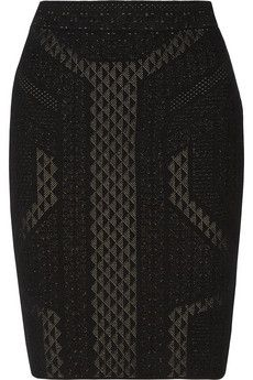 Line Stretch-knit skirt   THE OUTNET