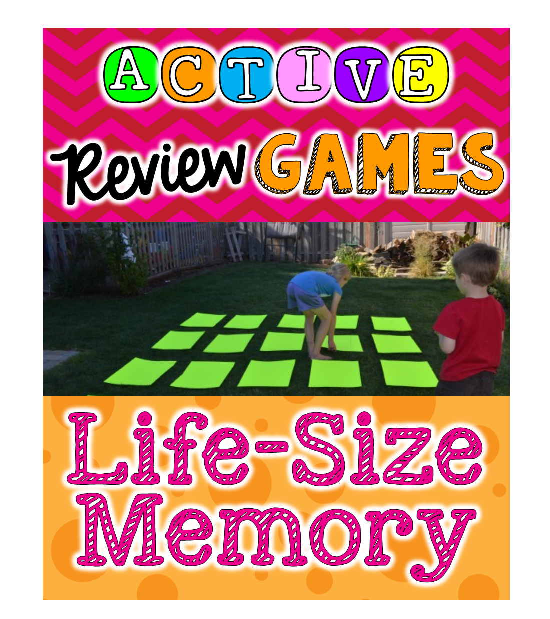 Using Active Review Games in the Classroom Review games