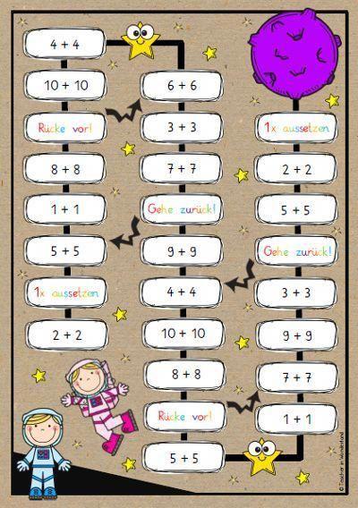 Mathe In Klasse 1 Verdoppeln Und Halbieren Komplettpaket