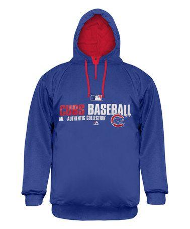Love this Chicago Cubs Fleece Jacket - Men & Tall on #zulily! #zulilyfinds