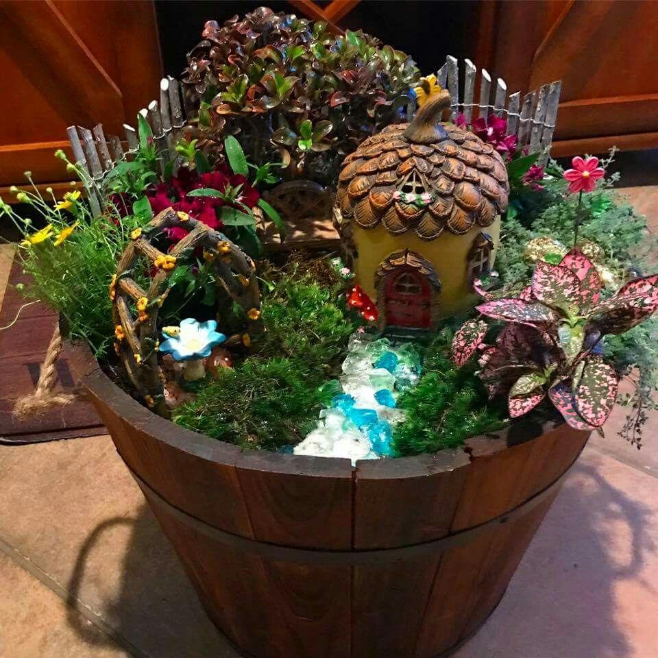 Pin by Belinda Acott on Fairy Garden Ideas   Pinterest   Garden ...