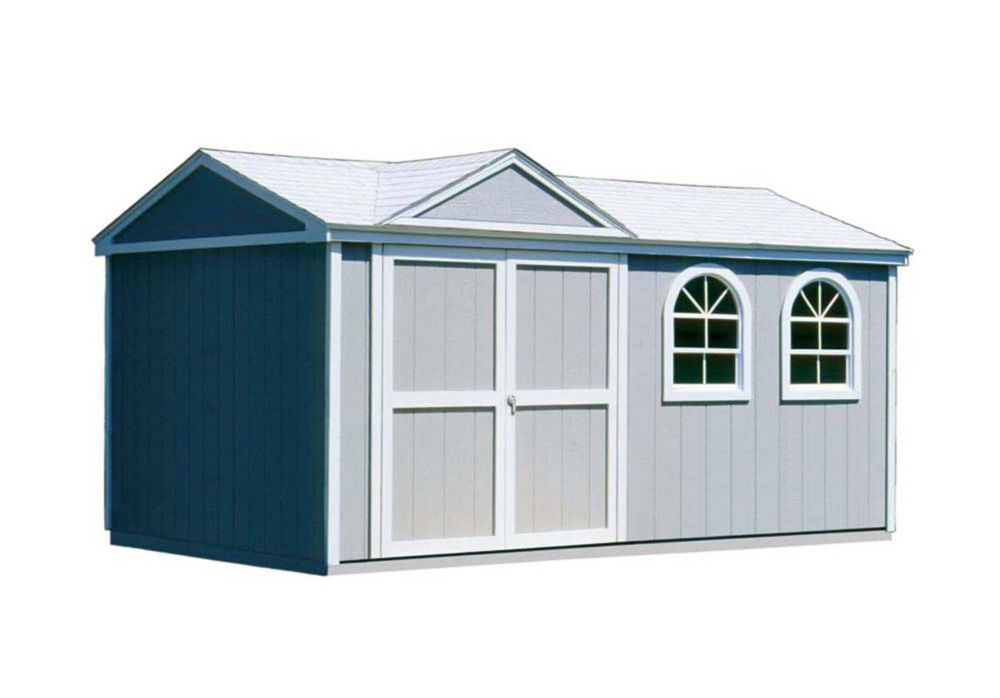 Somerset 10 Ft X 14 Ft Storage Building Kit With Floor Wooden Storage Sheds Shed Wooden Sheds