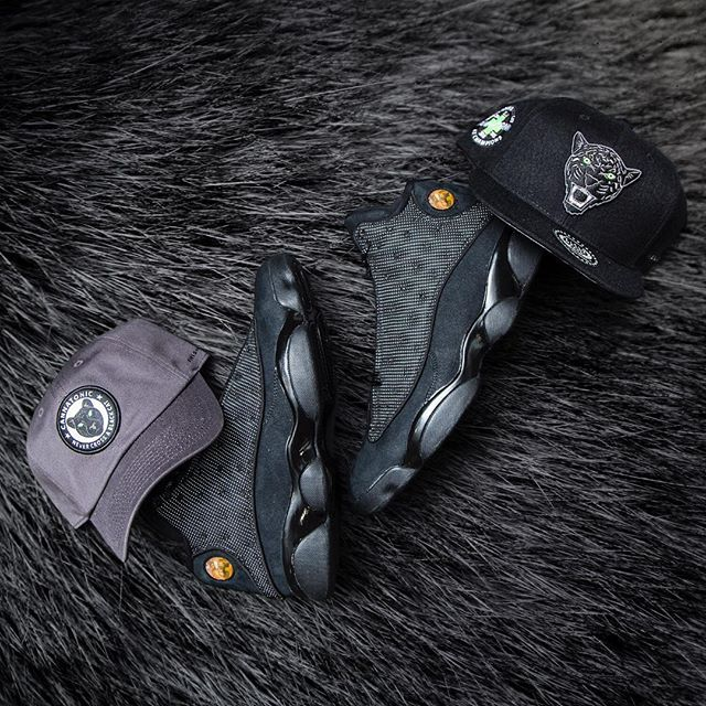 875e0b111cf3 The Air Jordan Retro 13  Black Cat  drops this Saturday 1 21 at Jimmy Jazz
