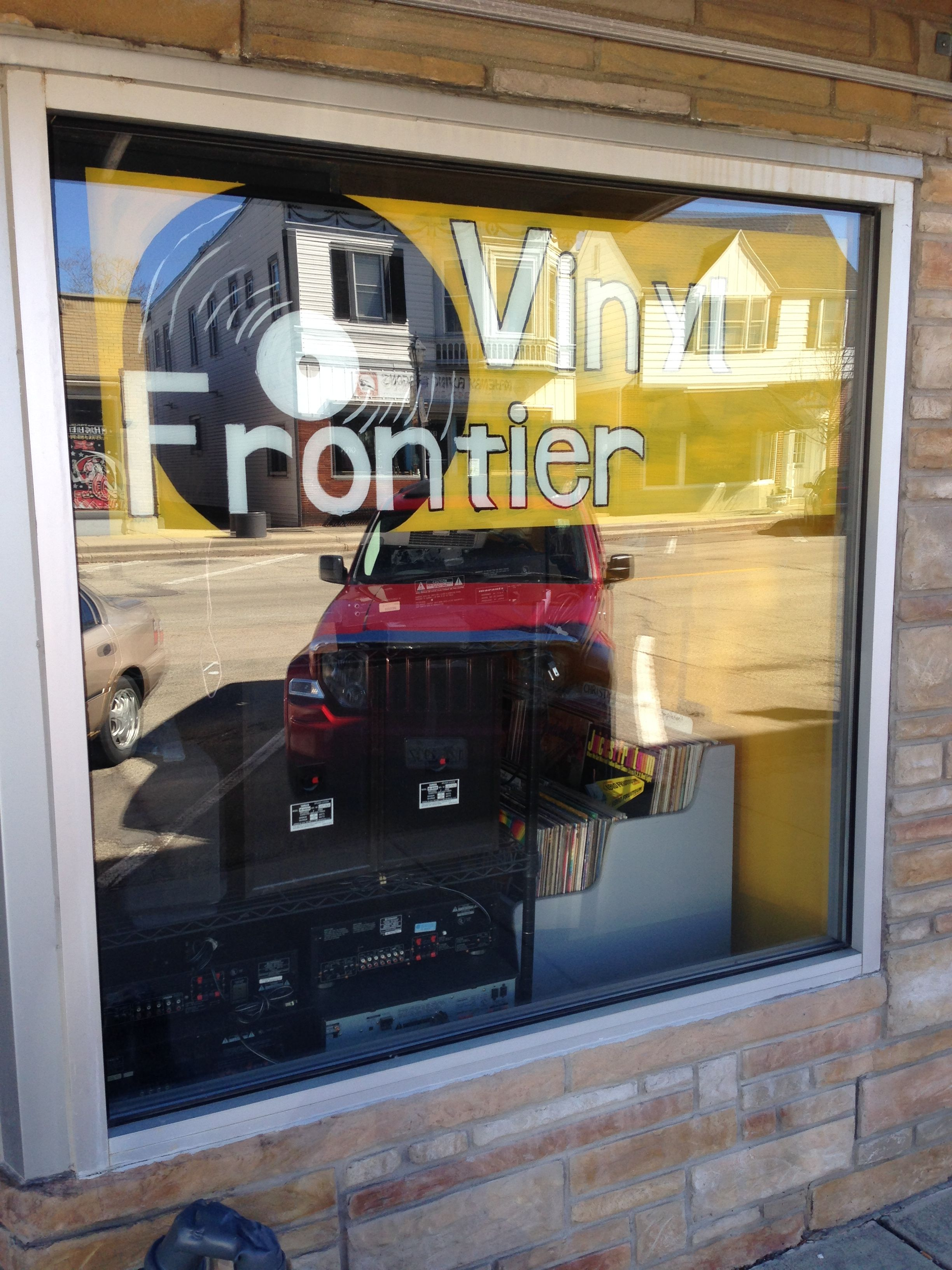 Vinyl Frontier Record Store Mchenry Il Record Stores