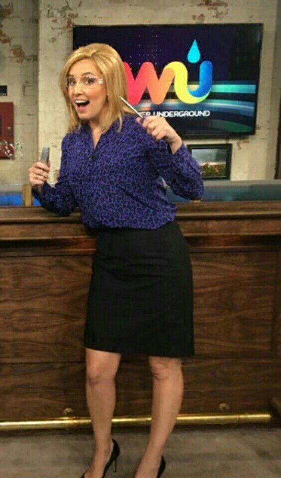 Alexandra Wilson The Weather Channel Local Celebrities In 2019