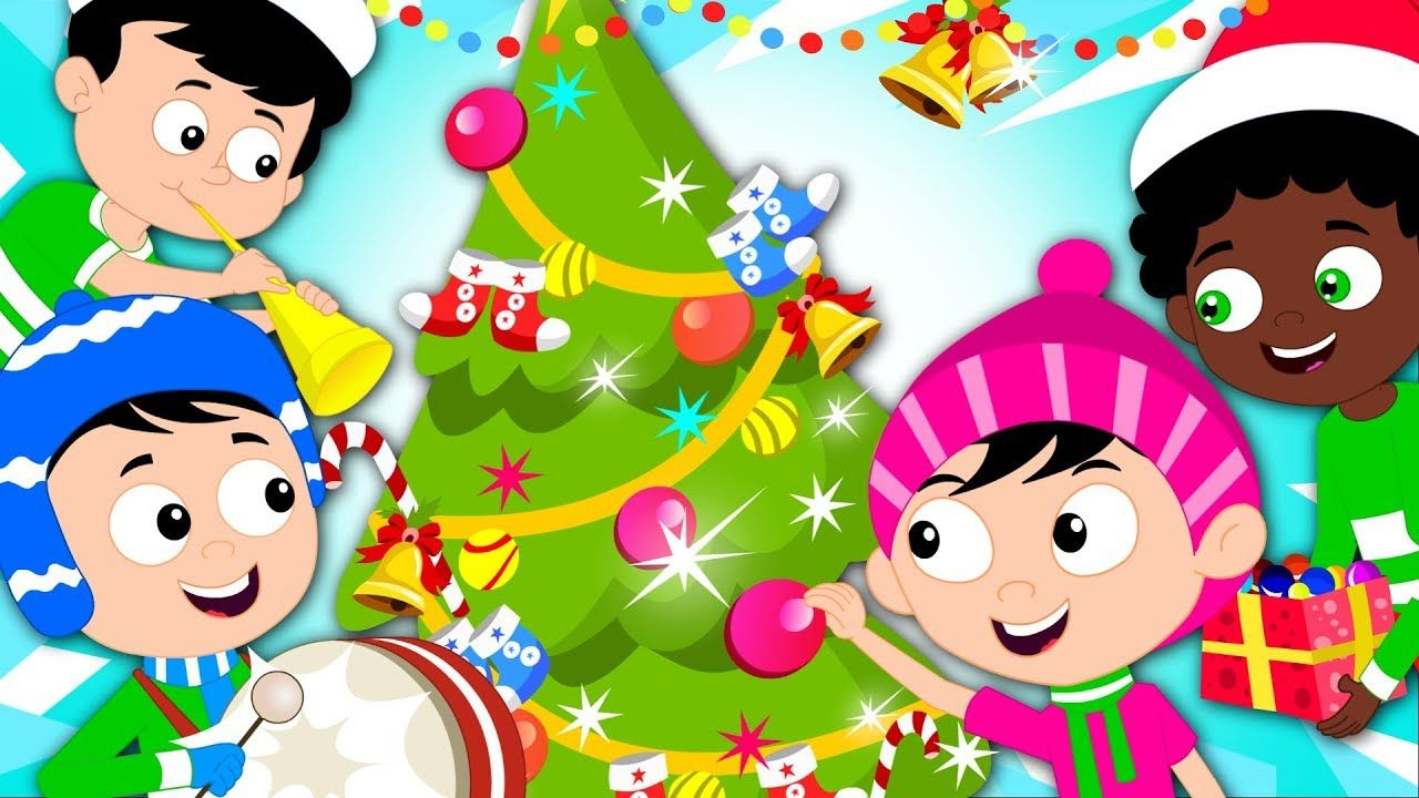 We Wish You A Merry Christmas Songs Nursery Rhymes Videos For Toddlers By Kids Tv