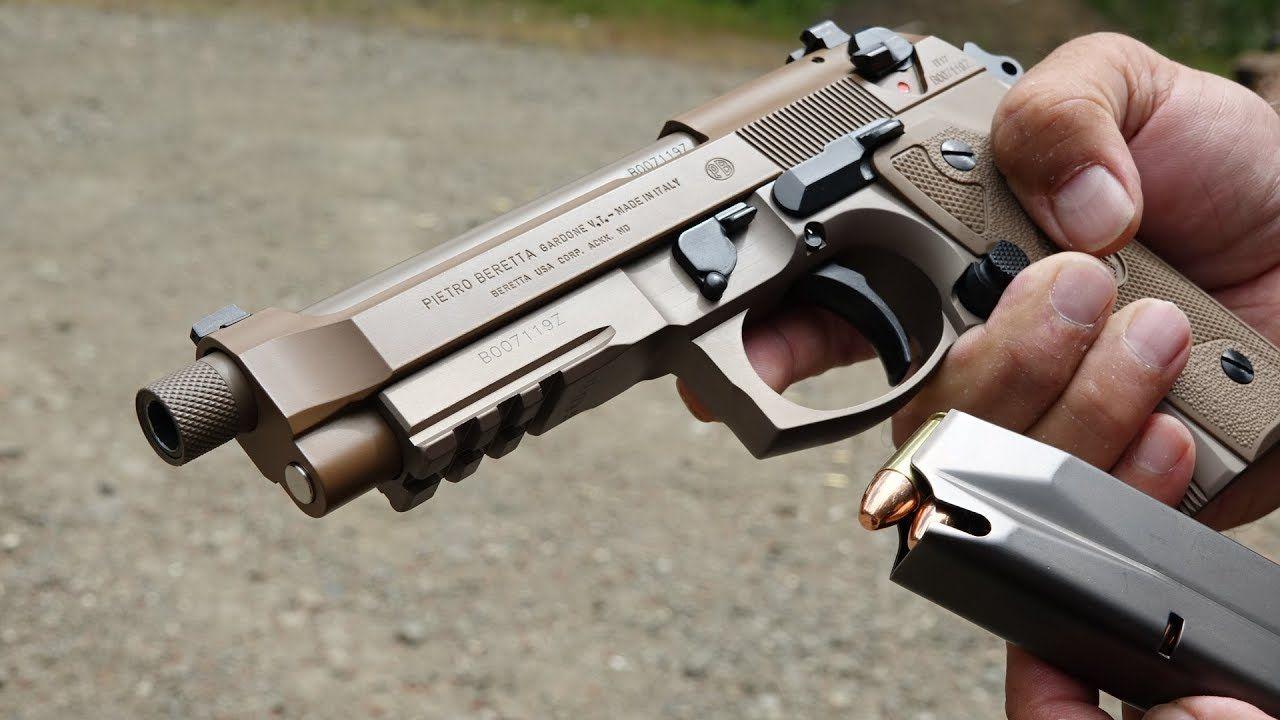 Beretta M9A3 with SSGuideRod | Guns&Gear | Beretta 92, Hand