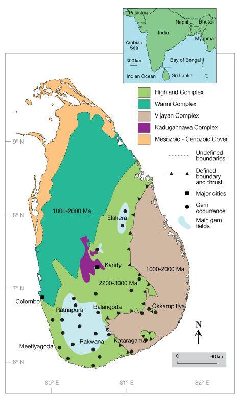 Map of gem deposit areas in Sri Lanka   Sri lanka, Gems ... Map Sapphire Mined In Australia on media map, ne map, vi map, mind map, eclipse map, metal map, elvis map,