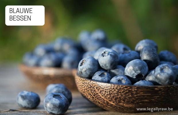 Blauwe bessen: een kleine vrucht met grote voedingswaarde  Het eten van blauwe bessen kan je helpen om je gezondheid te verbeteren.