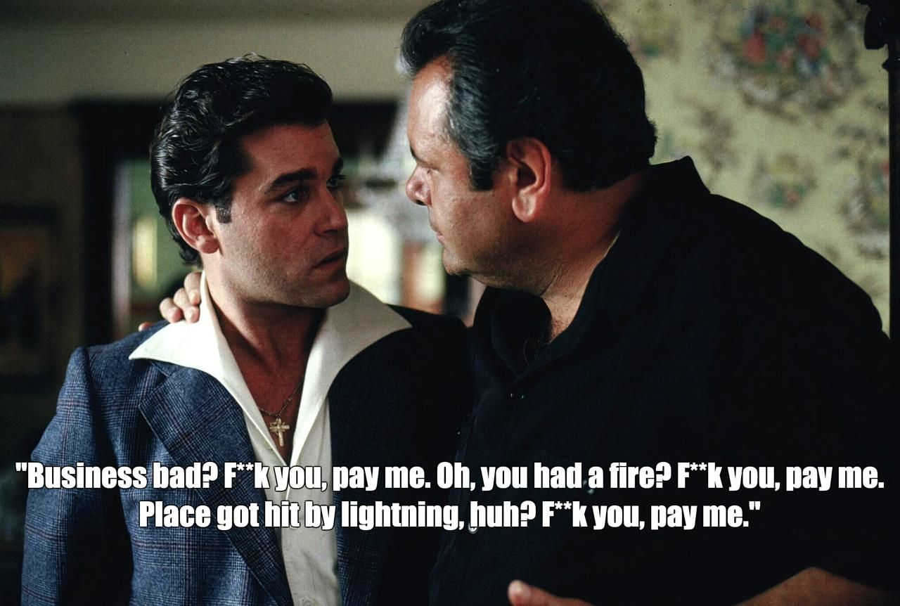 Pin By Ken Drake On Entertainment With Images Goodfellas