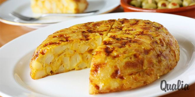 Spanish Potato Omelet Recipe is a traditional and ...