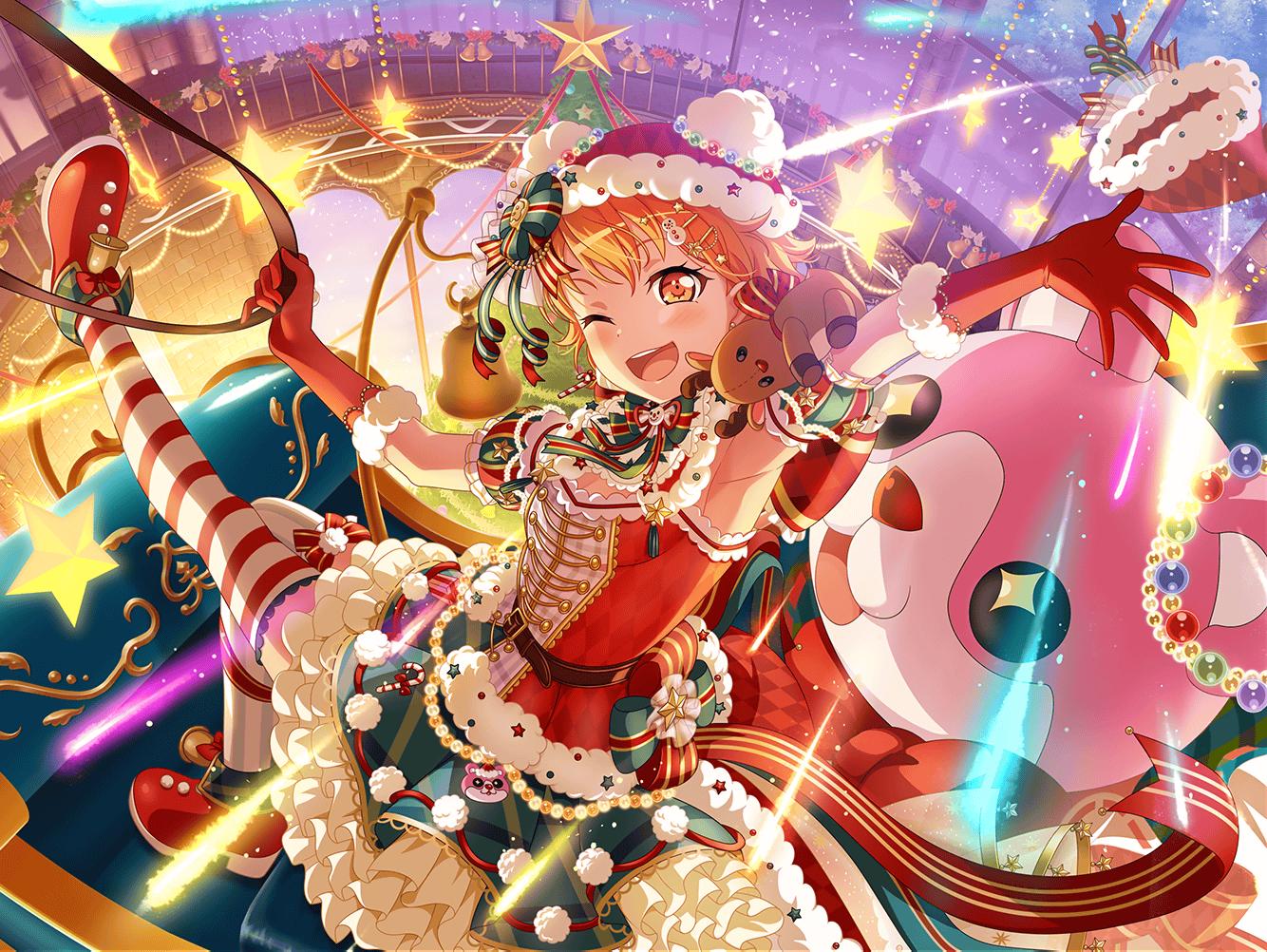 メリーパーティ 北沢 はぐみ バンドリ ガールズバンドパーティ db ガルパdb アニメの女の子猫 バンドリ ガールズバンド