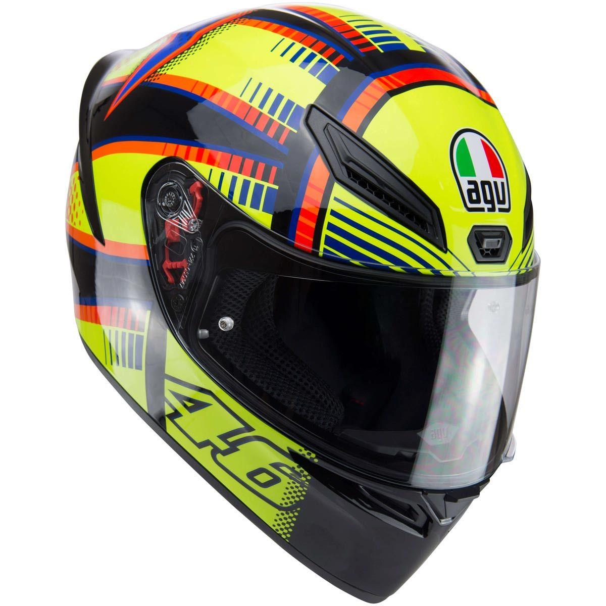 Agv K1 Soleluna 2015 Helmet Graphic Helmet Motorcycle Helmets Agv Helmets